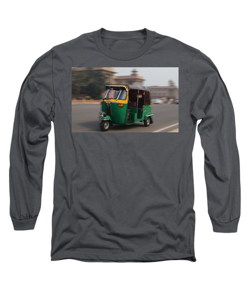 Fast As Wind Long Sleeve T-Shirt