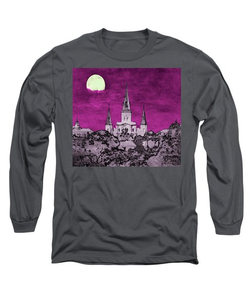 Fat Tuesday Eve Long Sleeve T-Shirt