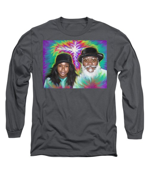 Father And Daughter Spirit Ministry  Long Sleeve T-Shirt