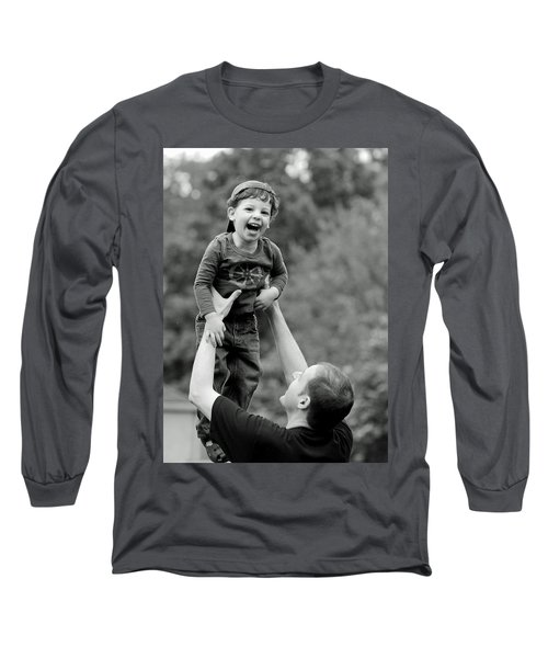 Father And Son IIi Long Sleeve T-Shirt by Lisa Phillips