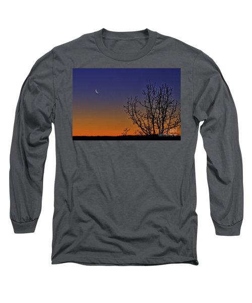 Favorite Moon Long Sleeve T-Shirt