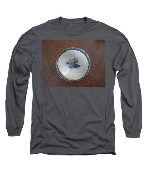 Asian Influence Long Sleeve T-Shirt
