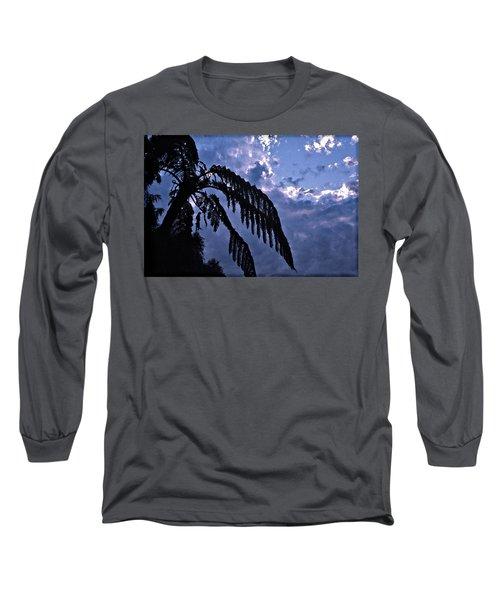 Fern At Twilight Long Sleeve T-Shirt