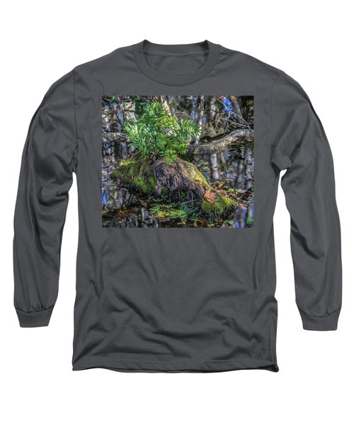 Fern In The Swamp Long Sleeve T-Shirt