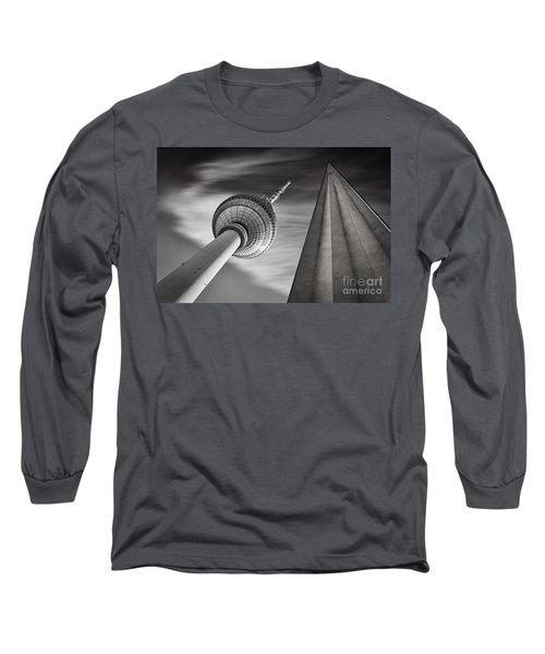 Fernsehturm Berlin Long Sleeve T-Shirt