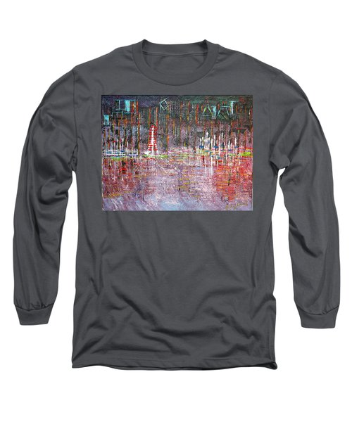 Ferris Wheel Fun - Sold Long Sleeve T-Shirt