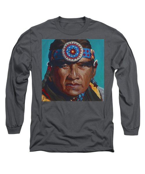 Fierce Eagle Long Sleeve T-Shirt