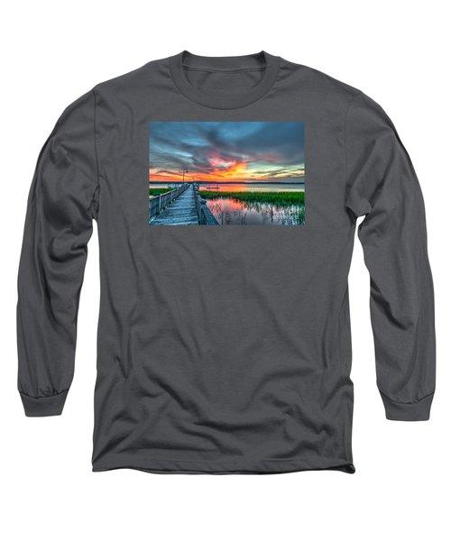 Fire Light Long Sleeve T-Shirt