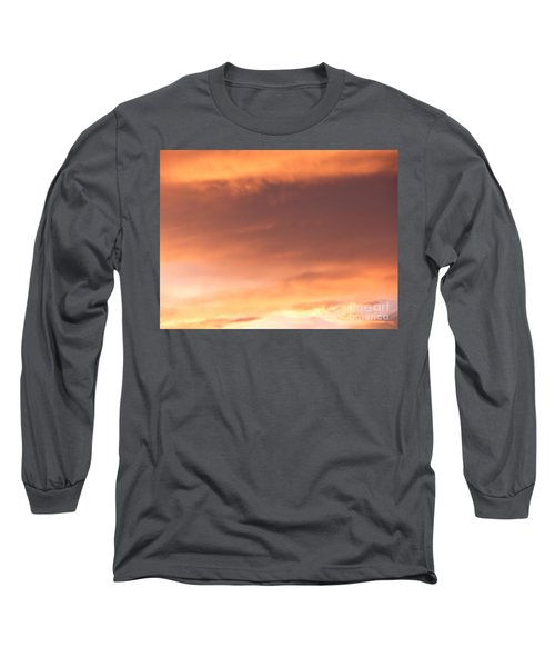 Fire Skyline Long Sleeve T-Shirt
