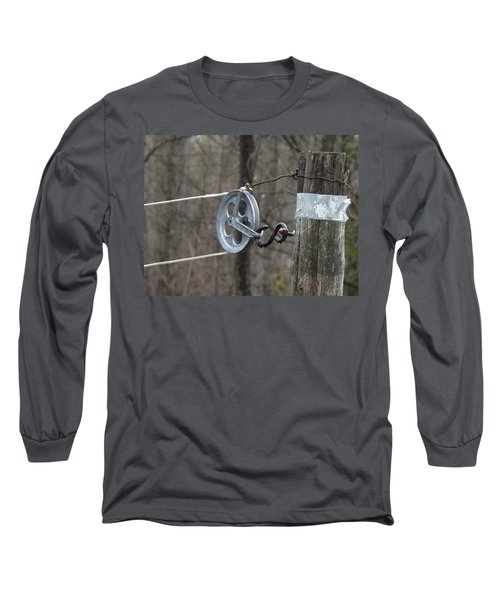 First Automatic Dryer Long Sleeve T-Shirt