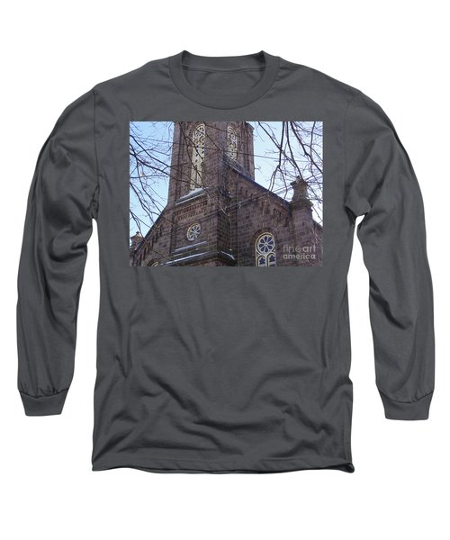 First Baptist Church Long Sleeve T-Shirt