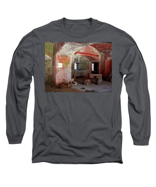 First Level Casemates Long Sleeve T-Shirt