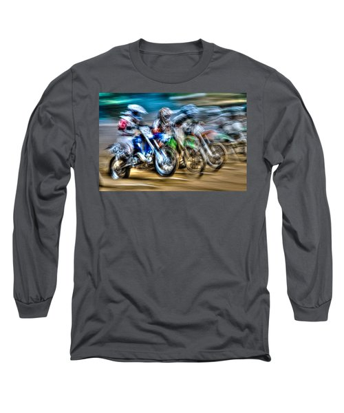 First Turn In Sight Long Sleeve T-Shirt