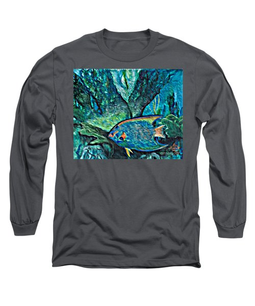 Fishscape Long Sleeve T-Shirt
