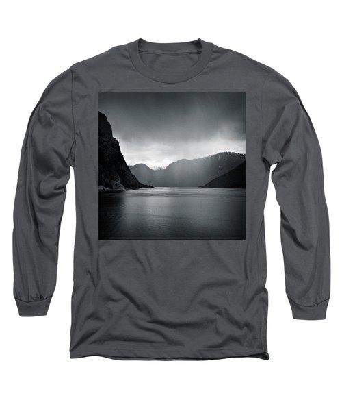 Fjord Rain Long Sleeve T-Shirt