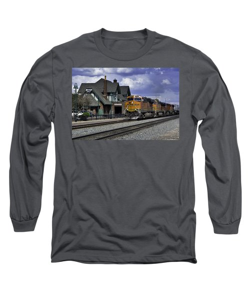 Flagstaff Station Long Sleeve T-Shirt