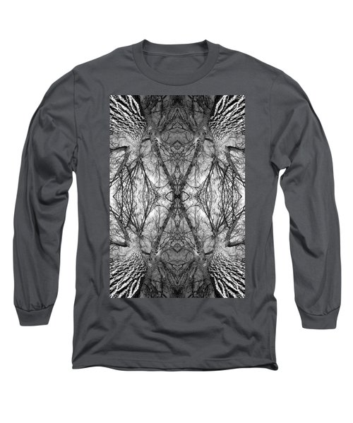 Tree No. 7 Long Sleeve T-Shirt