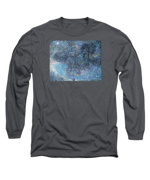 Florida Long Sleeve T-Shirt by Anna Yurasovsky