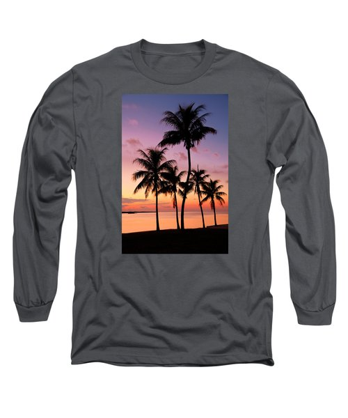 Florida Breeze Long Sleeve T-Shirt by Chad Dutson