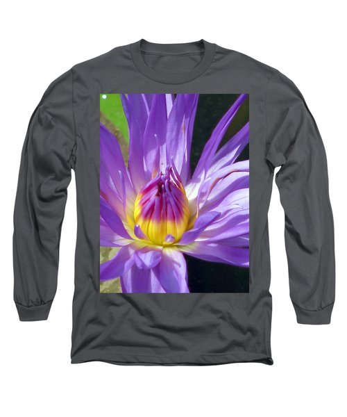 Flower Garden 70 Long Sleeve T-Shirt