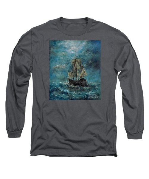 Flying Dutchman Long Sleeve T-Shirt