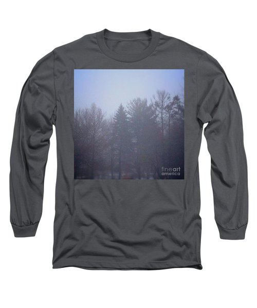 Fog And Mist Long Sleeve T-Shirt