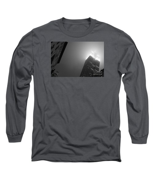 Foggy Empire Long Sleeve T-Shirt