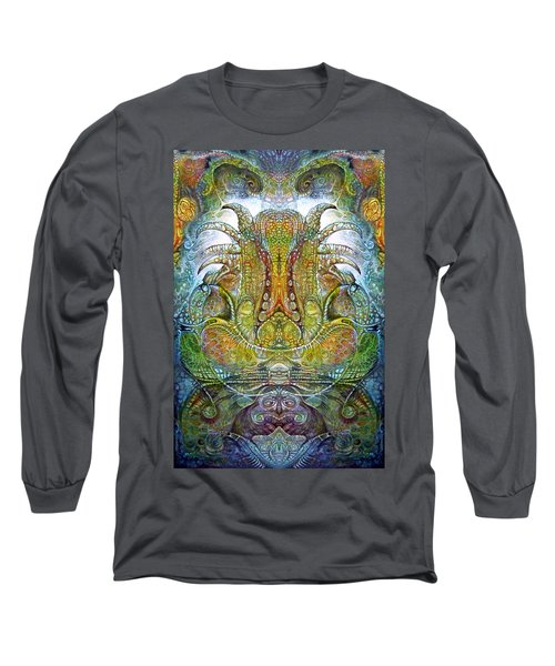 Fomorii Throne Long Sleeve T-Shirt