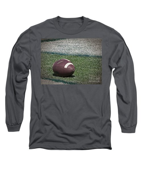 An American Football Long Sleeve T-Shirt
