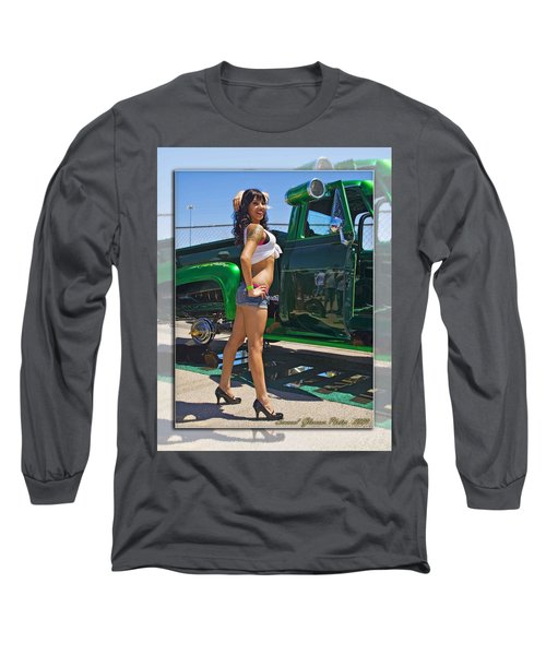 Ford Pick Up_a Long Sleeve T-Shirt