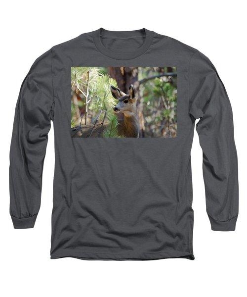 Forest Doe Long Sleeve T-Shirt
