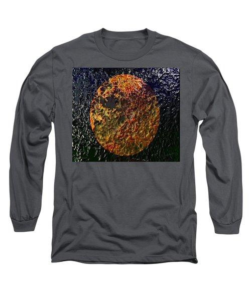 Forest Fireball Long Sleeve T-Shirt