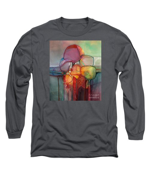 Forest Through The Trees Long Sleeve T-Shirt