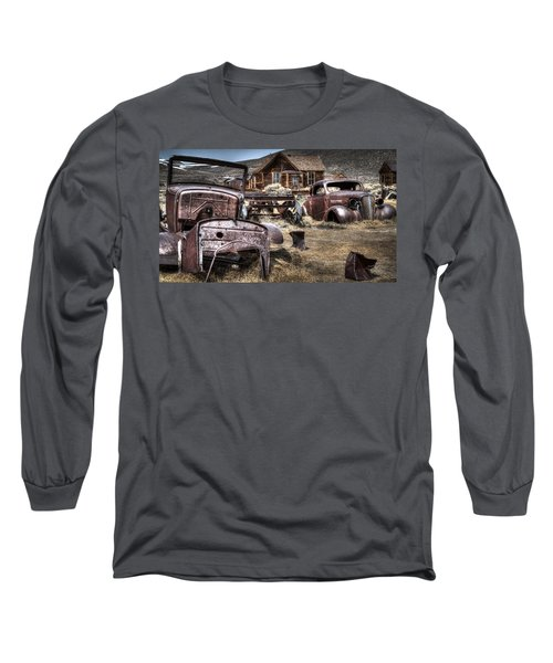 Forgoten Long Sleeve T-Shirt by Eduard Moldoveanu