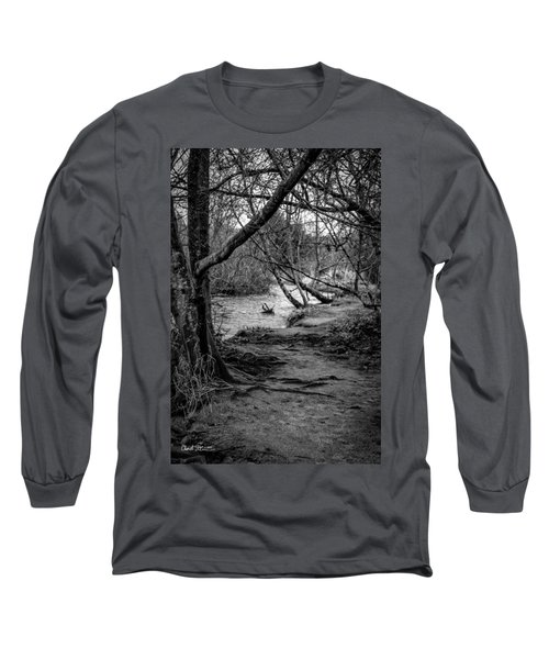 Forgotten Path Long Sleeve T-Shirt by Charlie Duncan
