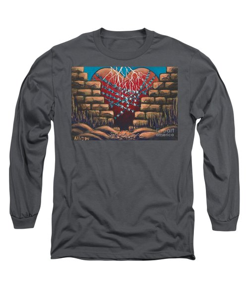 Fortress Around Your Heart Long Sleeve T-Shirt