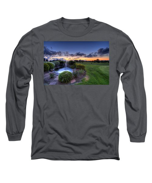 Salem Ohio Golf Long Sleeve T-Shirt