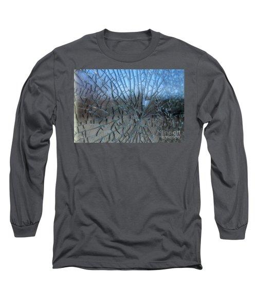 Fractured Heart Long Sleeve T-Shirt