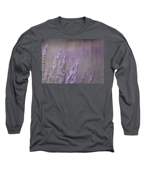 Fragrance Long Sleeve T-Shirt by Lynn Sprowl