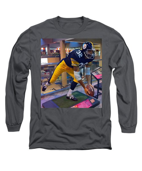 Franco's Immaculate Reception Long Sleeve T-Shirt