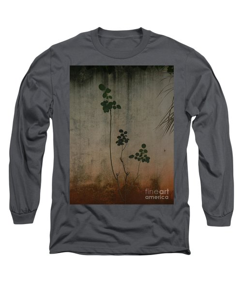 Friendless Rose Bush Long Sleeve T-Shirt