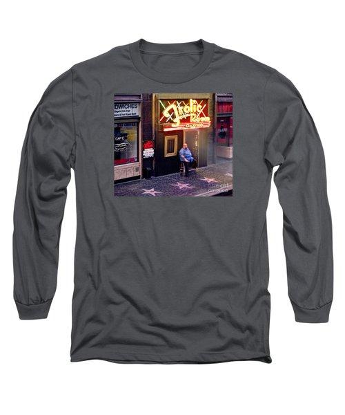 Frolic Room.hollywood Blvd Long Sleeve T-Shirt