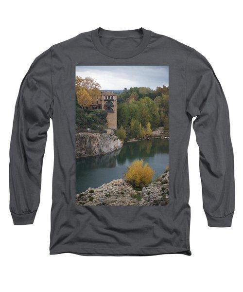 From Pont Du Gard Long Sleeve T-Shirt