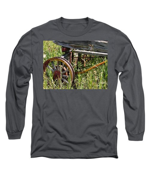 From Rust To Grass Long Sleeve T-Shirt