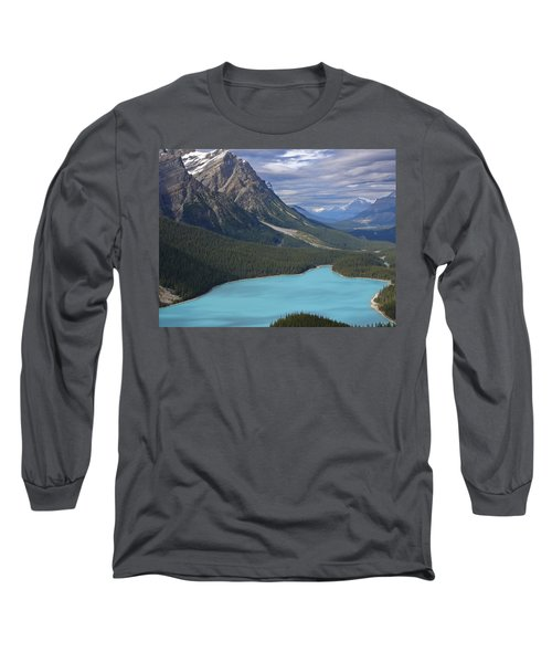 From The Lookout Long Sleeve T-Shirt