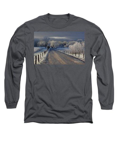 Frosty Sparks Lane Long Sleeve T-Shirt