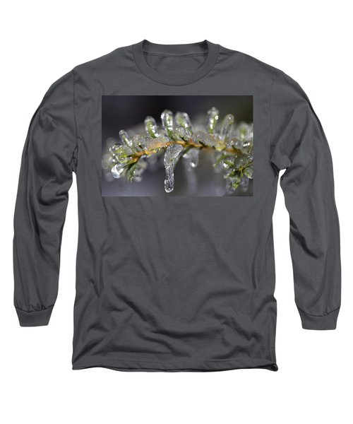 Frozen Yew Long Sleeve T-Shirt