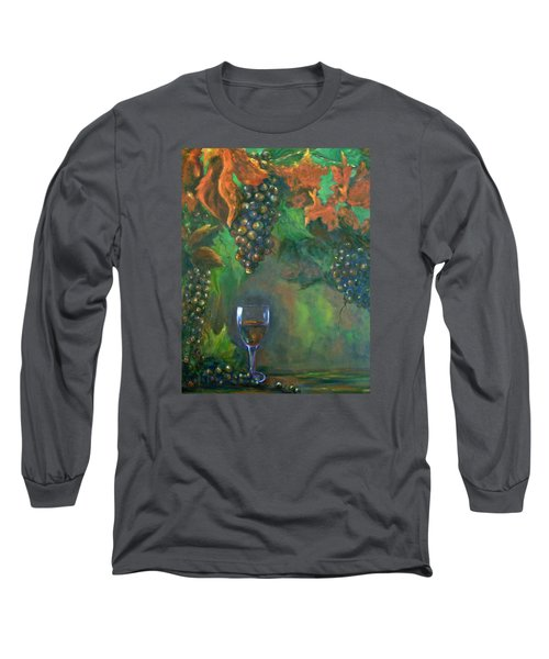 Fruit Of The Vine Long Sleeve T-Shirt