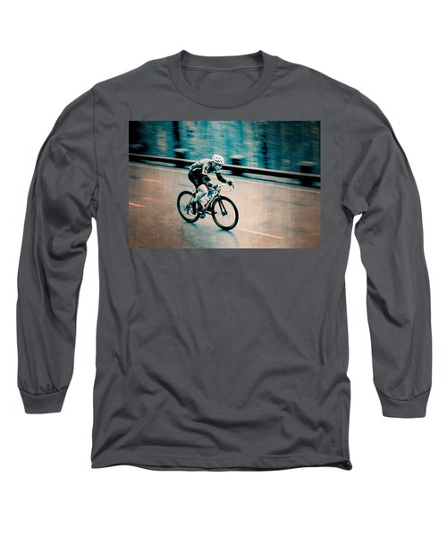 Long Sleeve T-Shirt featuring the photograph Full Speed Ahead by Ari Salmela