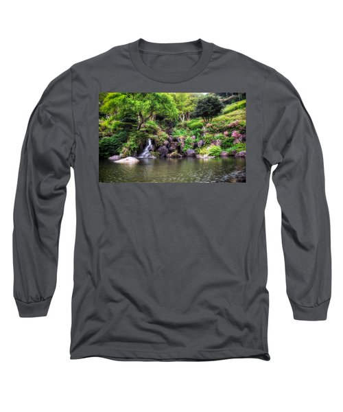 Garden Green Long Sleeve T-Shirt